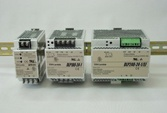 DIN rail power supplies, ac/dc
