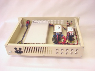 modular power supply assembly